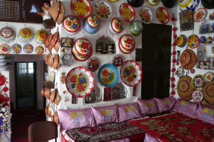 Harar - maison traditionnelle