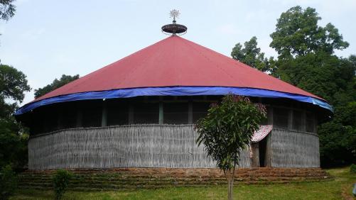 Bahir dhar - église UKM