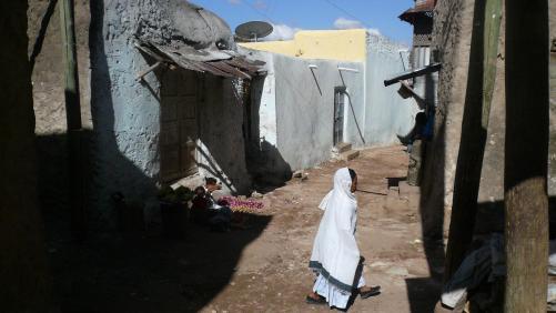 Harar - rue