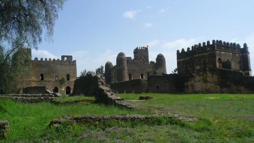 Gondar - château impérial