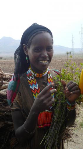 Femme Oromo